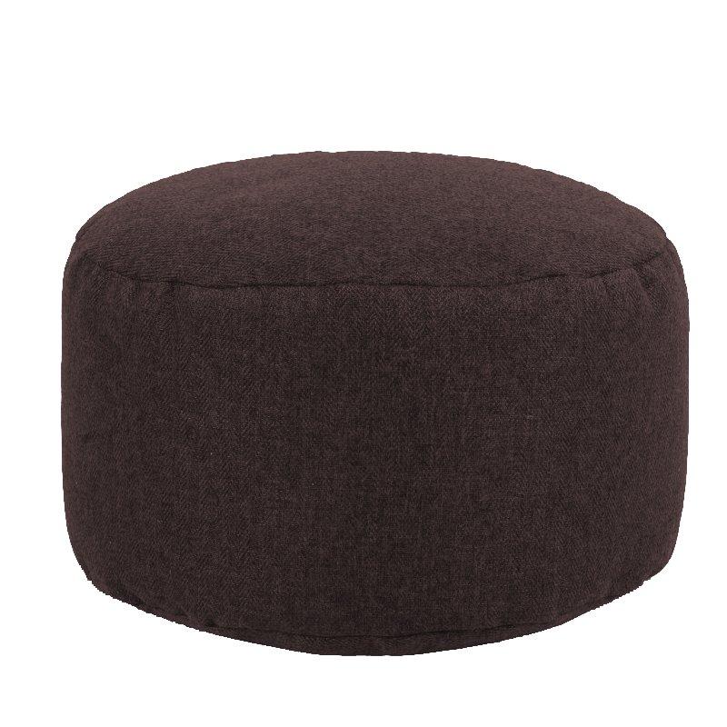 Verbazingwekkend Ronde poef - Xoft Living meubels HT-98